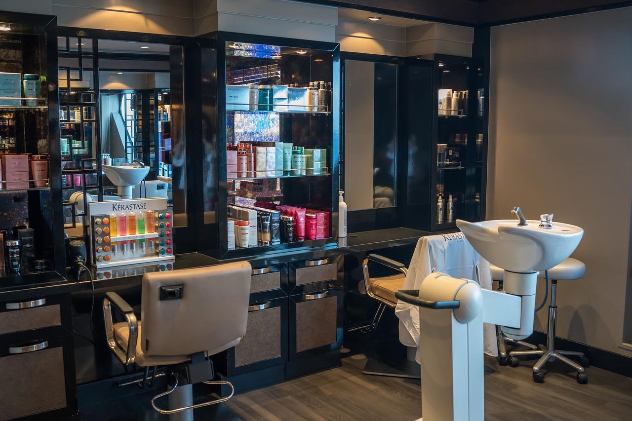 Dla Salonów Kosmetycznych i Fryzjerów